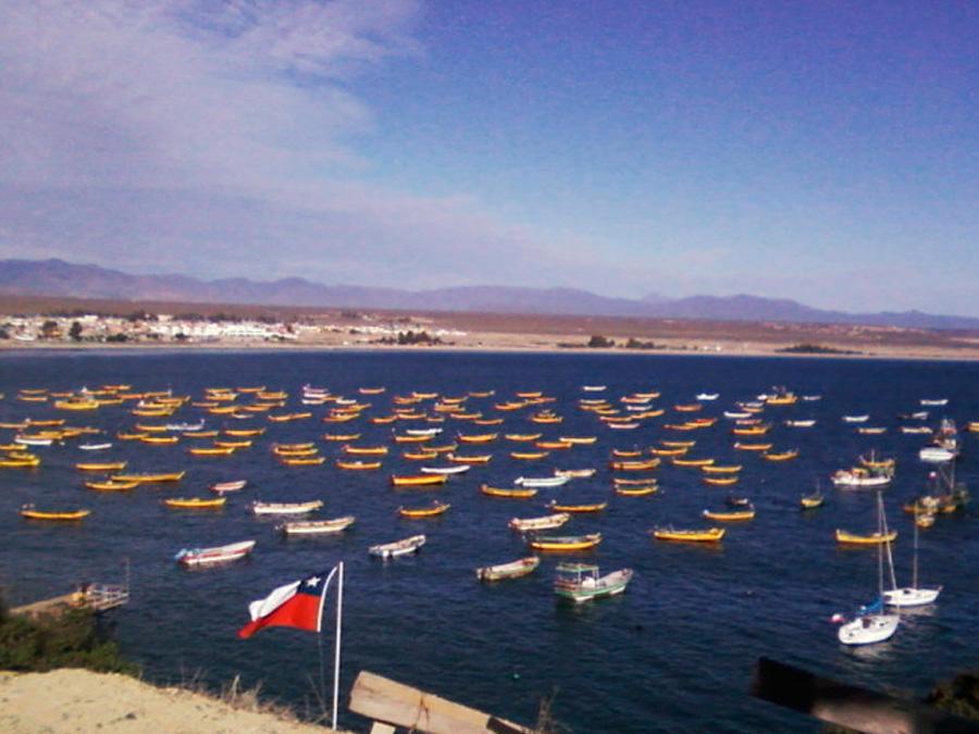 Playa de Tongoy, IV Region de Coquimbo, Chile - YouTube